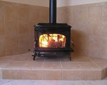Application: Heat Screen For Free Standing Fires